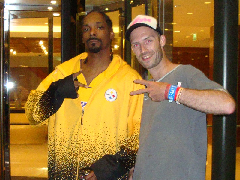 Snoop Dogg & Me