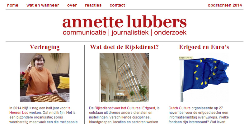Annnette Lubbers
