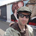 Me @ Berlin Wall