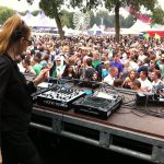 Ellen Allien @ Rockit Open Air