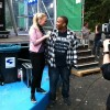 Benny Rodrigues gets interviewed by Ancilla Tillia (Flabber)