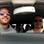 On the way to Kiesgrube