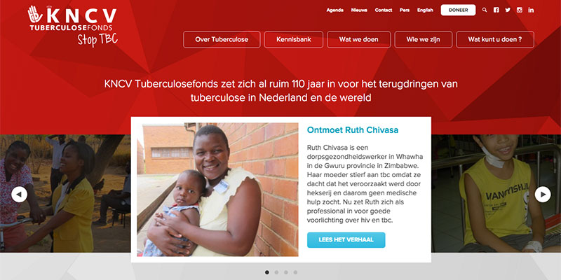 KNCV Tuberculose fonds