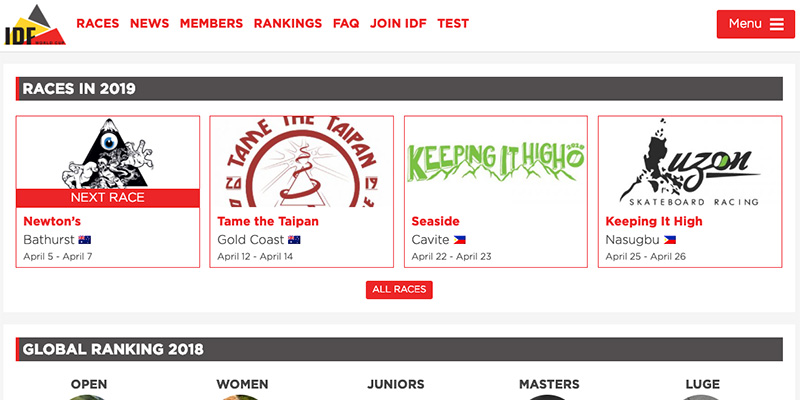 International Downhill Federation