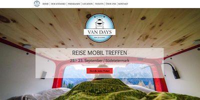 Van Days